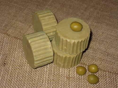 Натуральное мыло для детей ручной работы