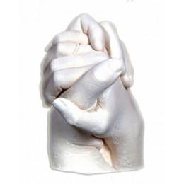 Набор для слепков Руки влюбленных