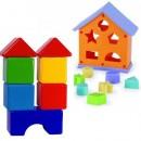 Сортеры, кубики