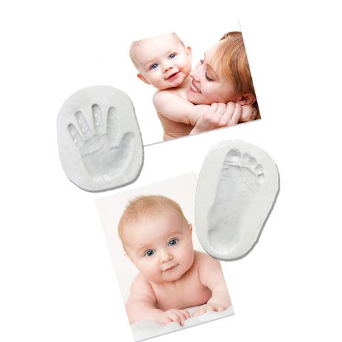 """Набор """"Babyprint-магнитик"""" на ДВА детских отпечатка"""