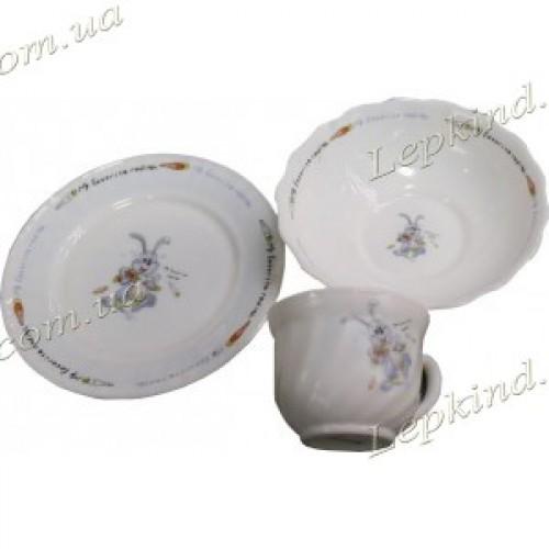 Посуда набор из 3 предметов купить