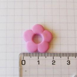 Неоновый цветок, 2 см, сиреневый