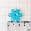Соцветие, 2,5 см, голубое