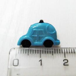 Машинка синяя