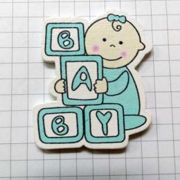Малыш и кубики BABY