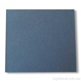 Подставка из картона темно-синяя