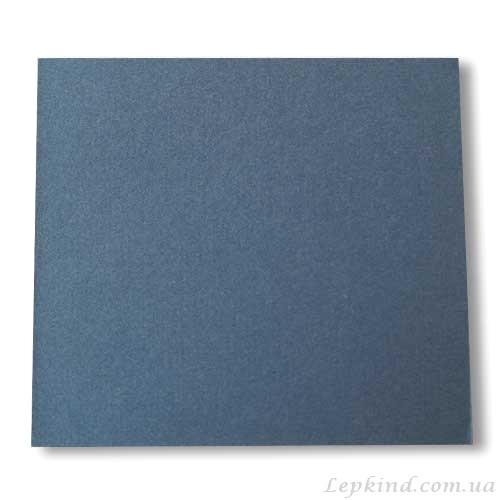 Изготовление слепков детских ручек, Подставка темно-синяя