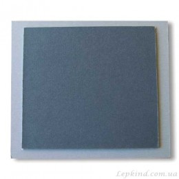 Подставка из картона голубая и синяя