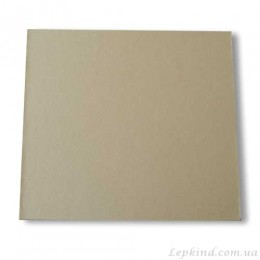 Подставка из картона светло-серая