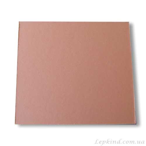 Слепки детских ручек и ножек своими руками, Подставка из картона розовая